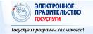 Портал государственных услуг Электронное правительство
